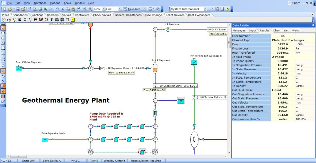 Two-Phase Pipe Flow | Pipe Flow Calculation Software | FluidFlow