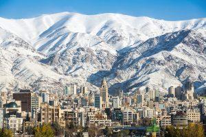 iran-tehran-snow